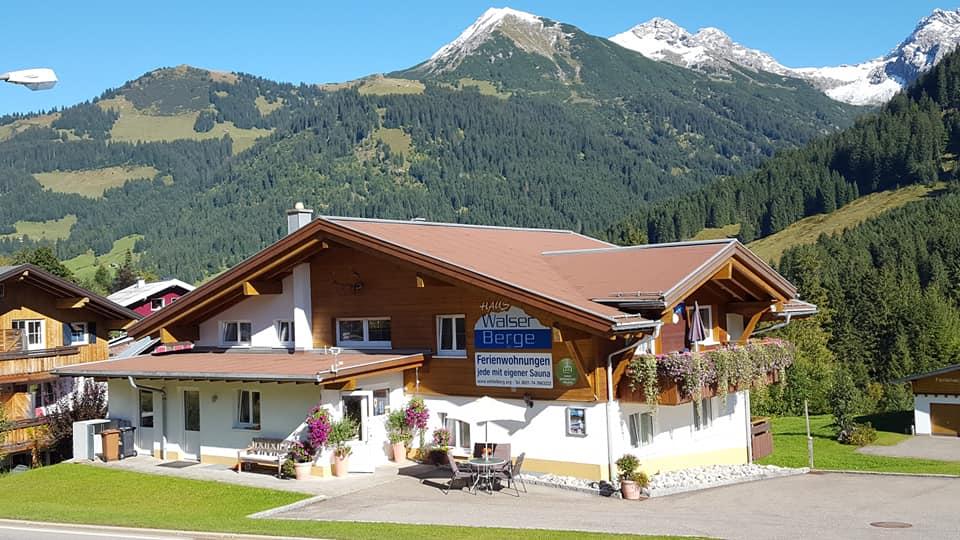 Kleinwalsertal Haus Walserberge